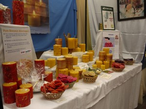 apartments az: beeswax candles