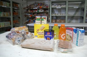 apts arizona: food bank