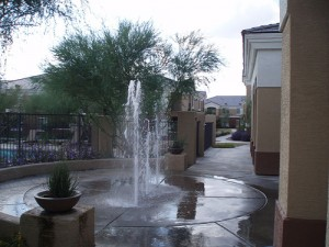 apts arizona: fountain