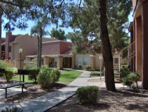 apts arizona: gentrys walk