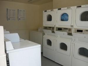 apts arizona: laundry