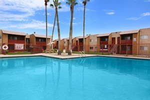 Cost of rent in Tucson