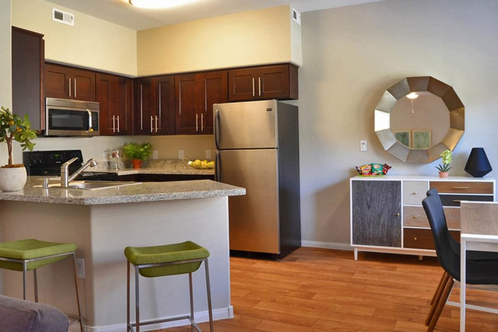 2150 Arizona Ave South in Chandler, Arizona, offers stainless steel appliances